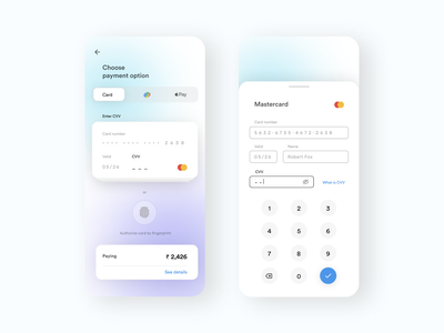 Credit Card Checkout checkout 002 dailyui credit card interface app ui ux experience design