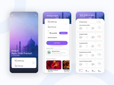 Train Booking App