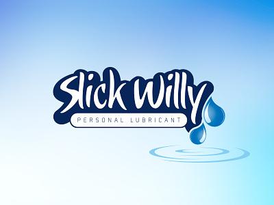 Slick Willy logo branding