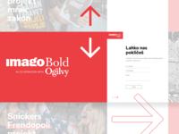 Imago Bold Agency Website