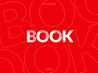 LookBook Fashion Magazine | Logo brand web fashion logo design logo