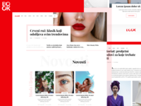 LookBook Fashion Magazine | Website