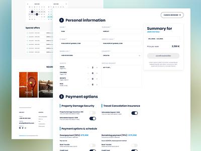 likeistria.com | Croatia ui webdesign clean website web design