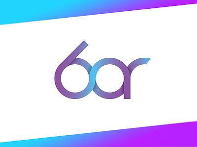 6ar - visual identity photoshop illustrator brand logo visual identity