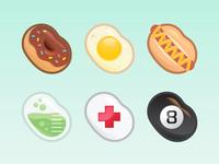 Bean Icons