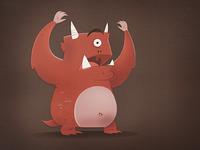 Rawr Monster!