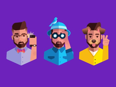 Social Media Guys snapchat instagram twitter social media