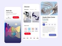 Airbnb+Zaha Hadid collaboration
