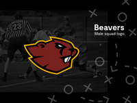 Brussels Lacrosse Men Squad logo