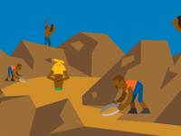 Slave workers WIP