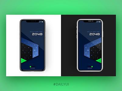 Daily UI 004 - Calculator uidesign calculator dailyui challenge 004