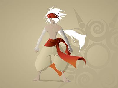 Sinbad drawing illustrator sinbad characterdesign