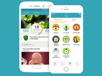 Lorettamay Design Babycenter My Pregnancy And Baby Today App Her