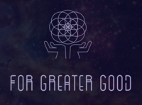For Greater Good - Brand identity
