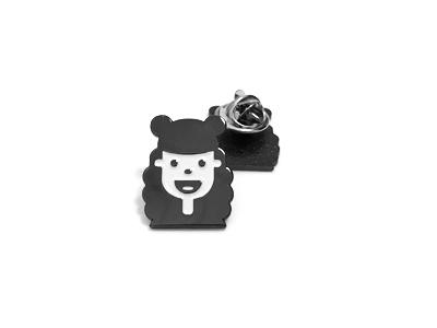 Happy User Pin