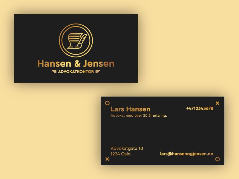 Hansen & Jensen