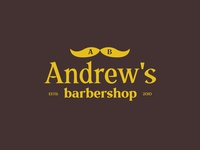 Barbershop logo - The Daily Logo Challenge - 13
