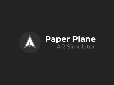 Paper Airplane logo - The Daily Logo Challenge - 26