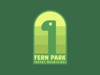Dinosaur Amusement Park logo - The Daily Logo Challenge - 35