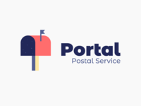 Postal Service Logo - The Daily Logo Challenge - 42