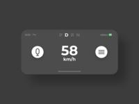 Car Interface - DailyUI - 034