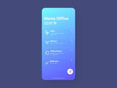 Itinerary - DailyUI - 079 location map route itinerary office interaction experience interface ixd uiux ux ui user challenge dailyuidesign dailyuichallenge dailyui 079 dailyui daily