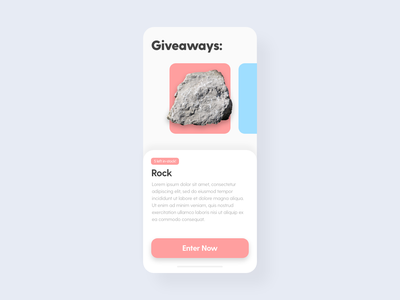 Giveaway - DailyUI - 097 giveaways giveaway challenge dailyuichallenge dailyuidesign ux uiux ui ixd interaction experience interface user dailyui 097 dailyui daily
