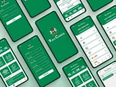 Nigerian Voting App