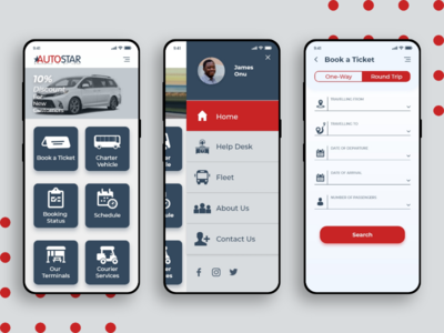 Transport Company App