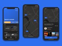 Search console (concept app 1)