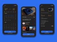 Search console (concept app 2)