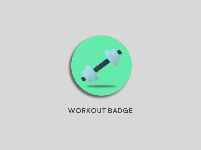 Workout Badge