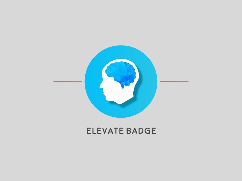 Elevate Badge