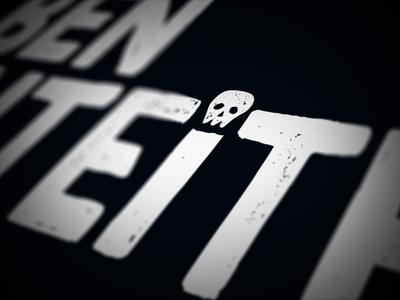 Skull Logotype