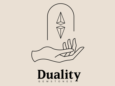 Duality - Minimal Logo