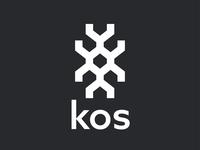 Kos - Logo (Combination Mark)