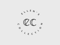 Ellen's Collection - Logo Concept 1