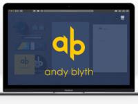Website Concept personal branding
