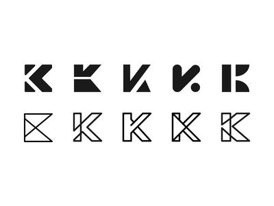 Lettermark K