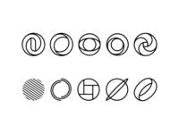 Lettermark O