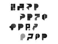 Lettermark P