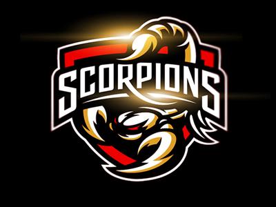 Scorpions logo - photo#20