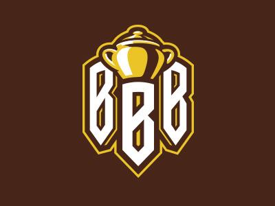 BBB graphic maniac sports design boston baked beans hockey logo