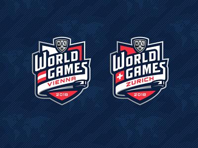 KHL World Games спортивный дизайн хоккей кхл sports design sports branding sports logo world games hockey khl