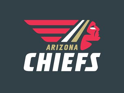 Chiefs graphic maniac mascot design identity feathers indian sport logo sports branding american football chiefs