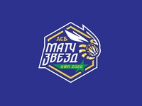 ASB All Star Ufa 2020 уфа 2020 матч звезд асб graphic maniac identity sports branding honey wings ufa mascot sports logo branding all star game hornets bee basketball asb