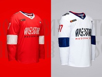KHL All Star 2020 Moscow дезайн форма кхл хоккей sports design graphic maniac hockey jersey uniform hockey moscow all star game khl