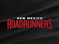 Roadrunners Wordmark