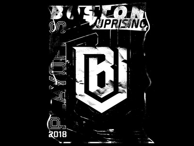 Boston Uprising Shirt Design