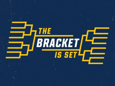 NCAA Bracket Is Set